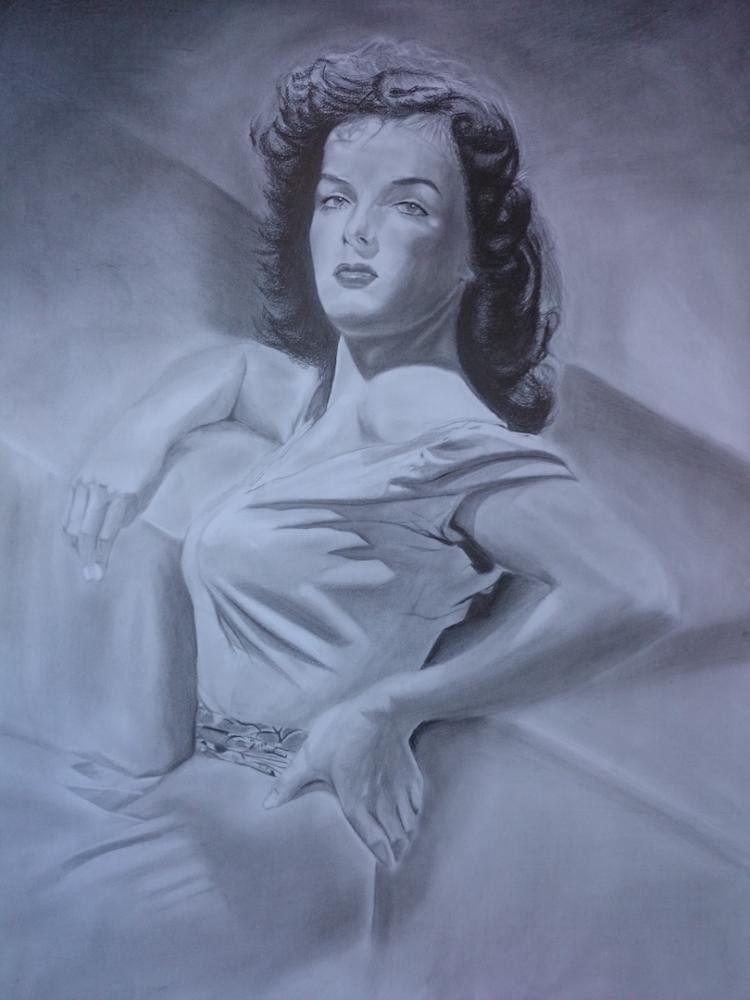 Jane Russell by gaolansong